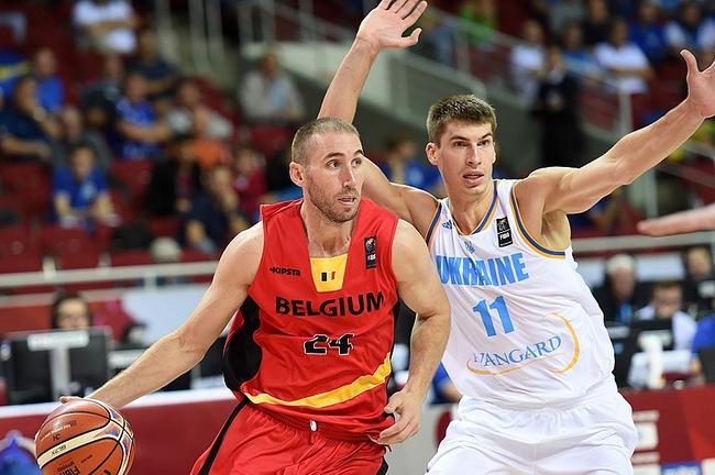 Mat Lojeski-Belgium-Belgio-Ukraine-Oukrania-Eurobasket