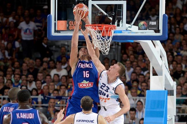 Rudy Gobert-France-Eurobasket 2015-Bosnia