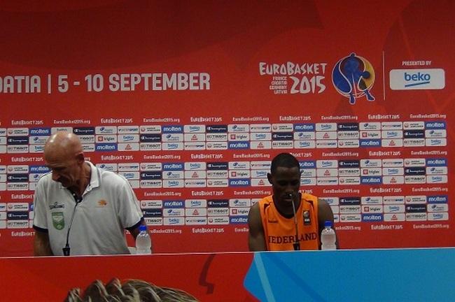 Sarlon Kloof-Holland-Netherlands-Eurobasket