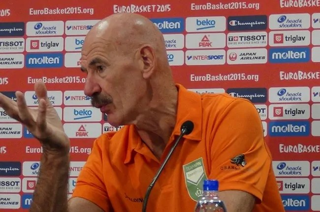 Toon van Helfteren-Holland-Netherlands-Eurobasket