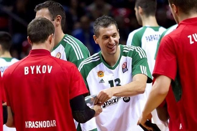 Dimitris Diamantidis-Panathinaikos-Lokomotiv Kuban