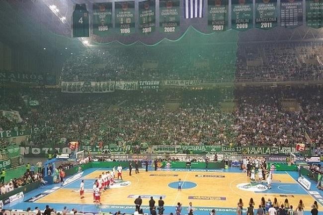 Panathinaikos-Olympiacos-OAKA
