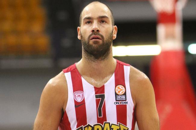 Vasilis Spanoulis-Olympiacos
