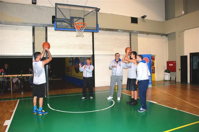 basketball shooting camp