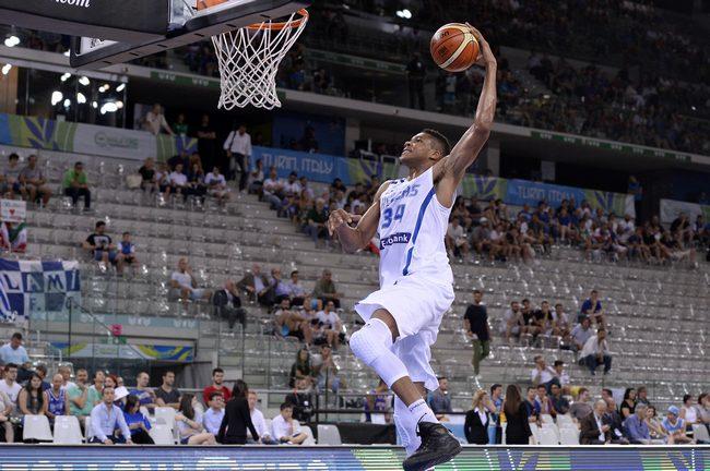 Giannis-Adetokunbo-Ethniki-Andron-Proolympiaco Tournoua-Iran