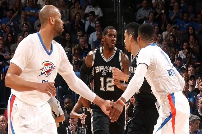 westbrook-gibson-thunder-spurs