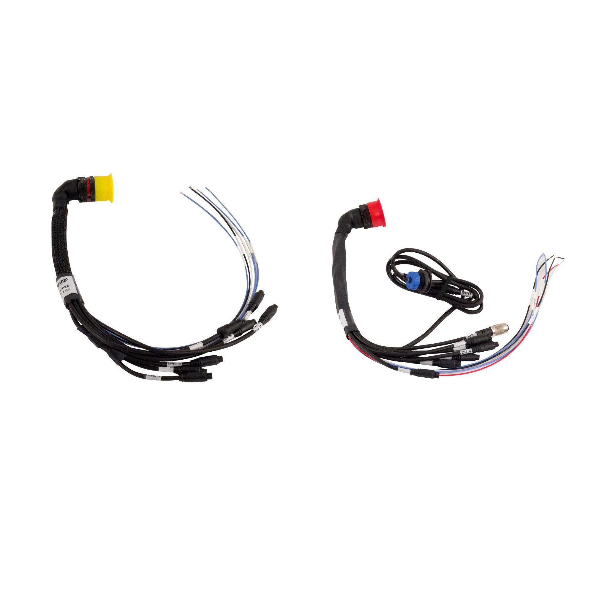 Aim Mxg Mxs Mxl2 Dash Logger Optional Harness 22 Pins