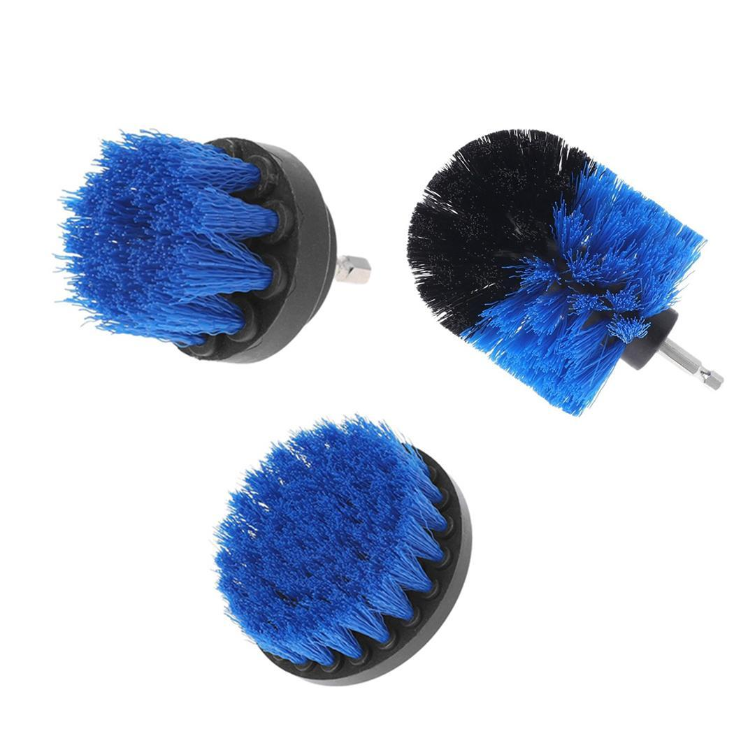 Grout Power Scrubber Wall Tile Cleaning Brush Drill Tub