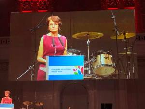 Marianne Thyssen, European Commissioner for Employment, Social Affairs, Skills and Labour Mobility