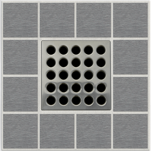 Brushed Nickel in Tile copy