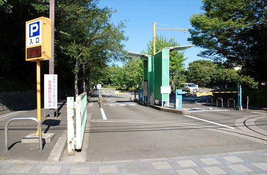大井ふ頭中央海浜公園 第2駐車場は、土日祝日のみ利用可能です_R