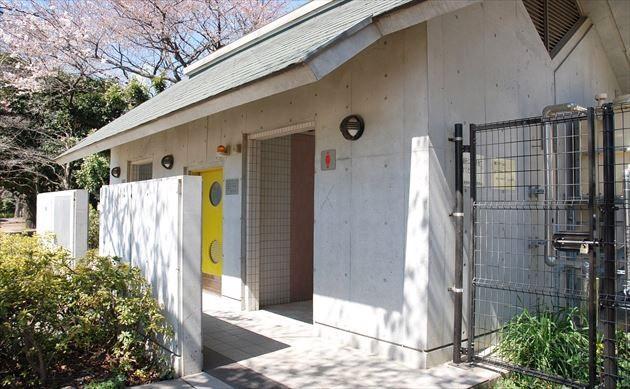 和田堀公園 トイレ
