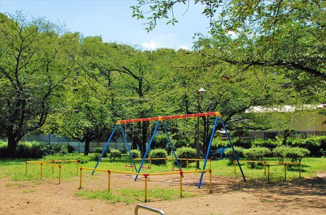 和田掘公園BBQ広場
