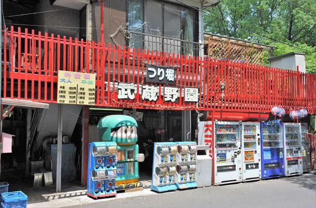 和田掘公園BBQ広場 釣り堀