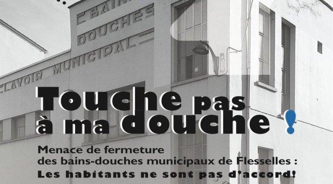 Les bains-douches à Lyon – menace de fermeture imminente // quid du droit humain à  l'eau ?