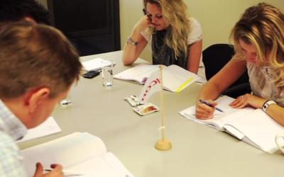 Groepstraining taal? Leer zakelijk Engels in een groep