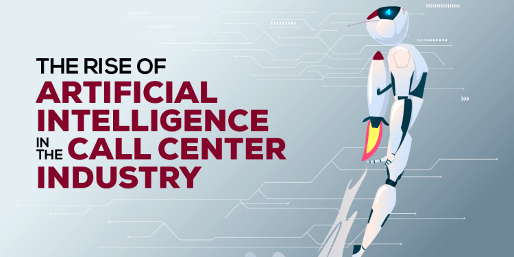 The Rise of AI in the Call Center Industry
