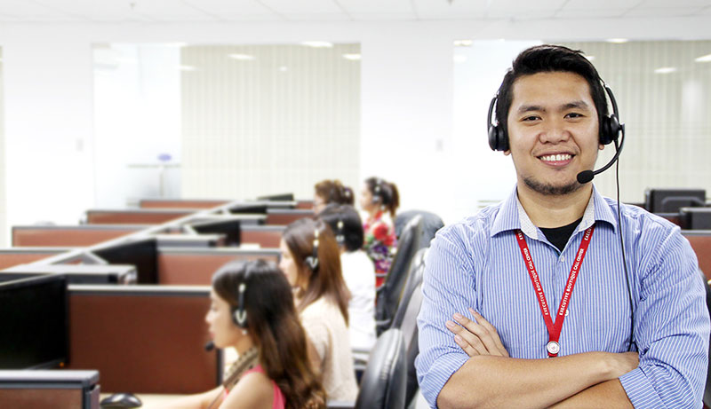 Technical Support Services Call Center