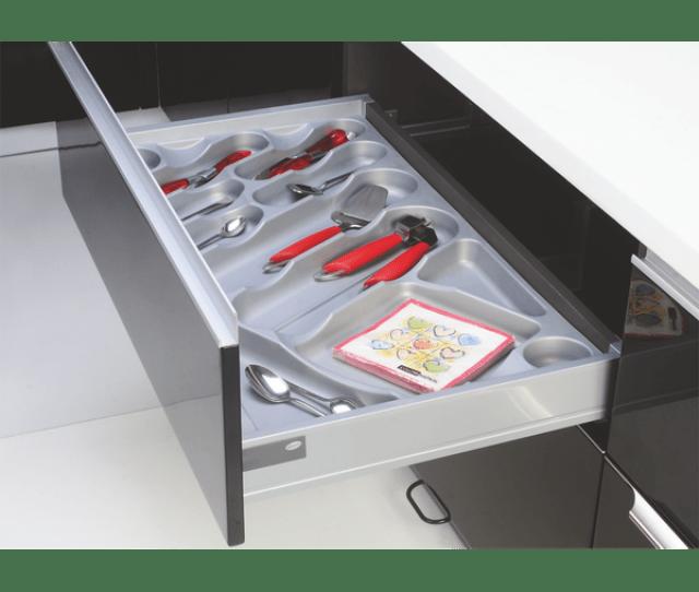 Kitchen Cutlery Tray