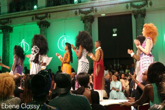Black Fashion Week Paris, 2014.