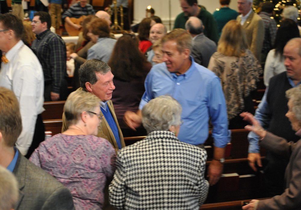 Gathering at Ebenezer