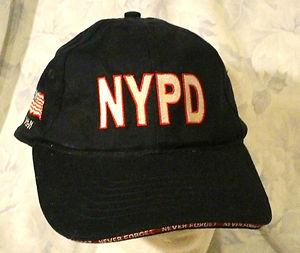 NYPD Ball Cap
