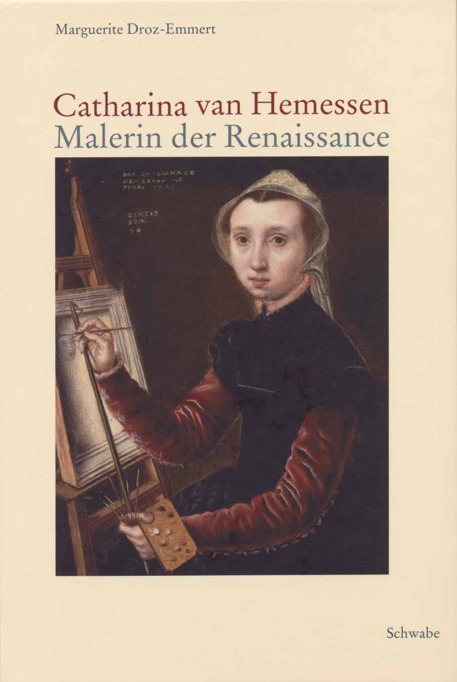 Catharina van Hemessen, self-portrait