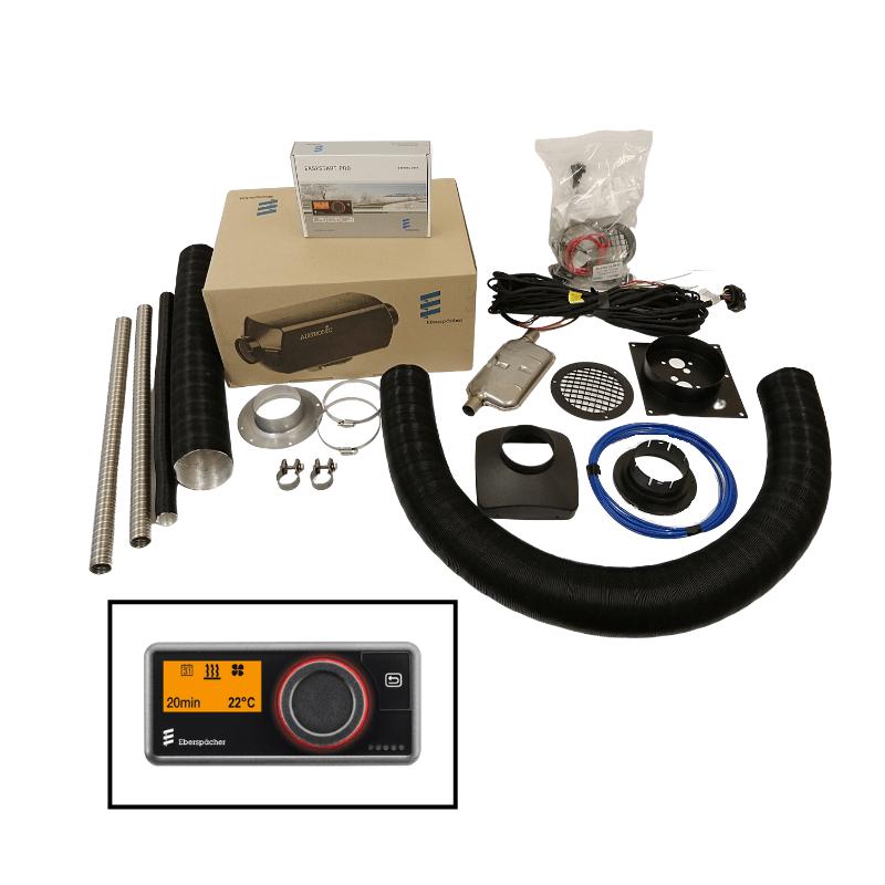 Eberspacher M2D4L van motorhome kit 12v
