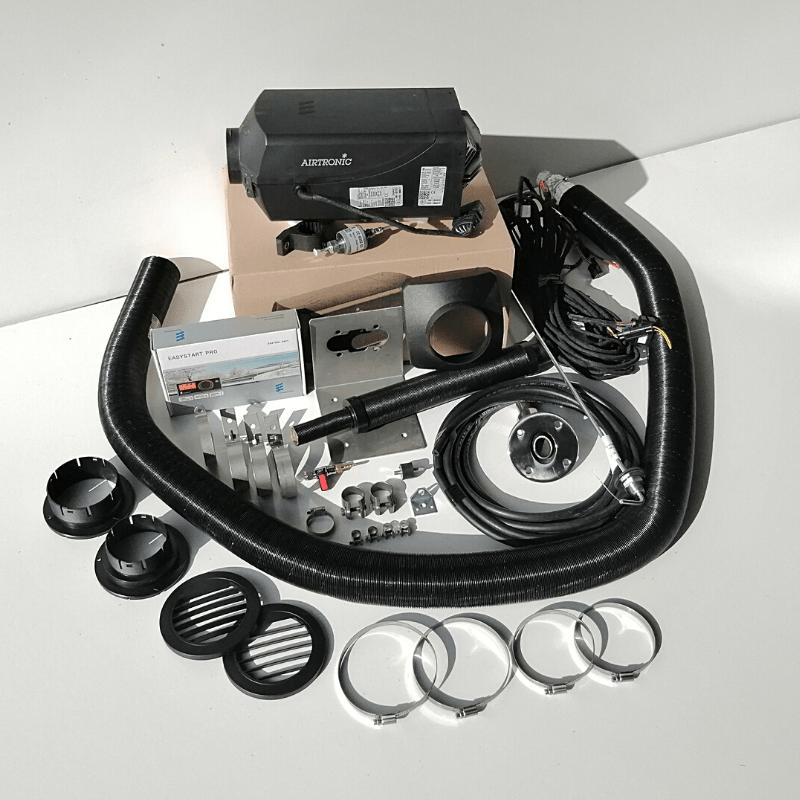 Eberspacher Airtronic M2D4L Marine Single Outlet Kit 12v