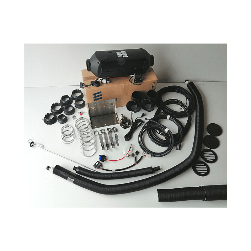 Eberspacher Airtronic D5 three outlet kit 12v