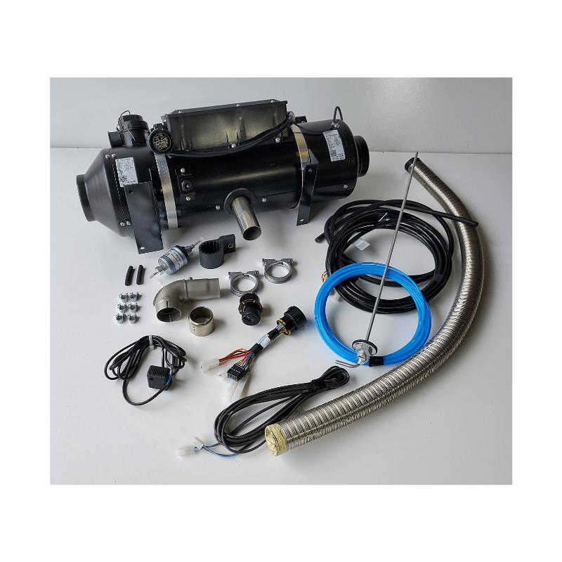 Eberspacher D8LC vehicle kit 24v