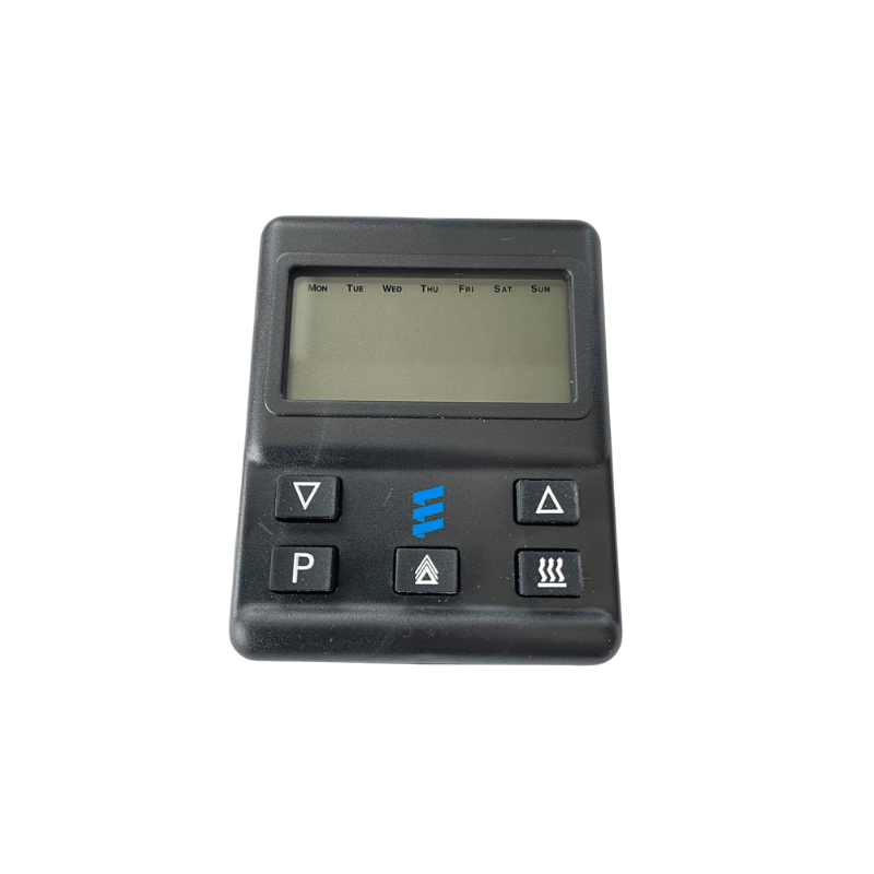 Eberspacher 701 diagnostic timer Hydronic