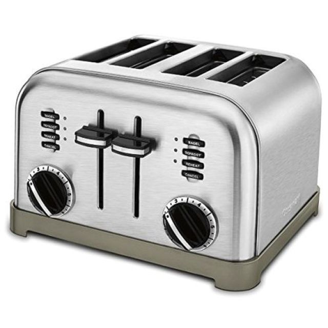 KRUPS KH734D Breakfast Set 4-Slot Toaster