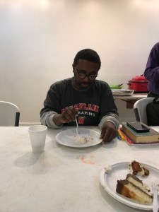 Young men, students, and adults are hearing and responding to the Gospel. Eric has served in our food pantry ministry, Celebrate Recovery, and wherever he is asked to serve in the community. Eric celebrated five months clean and sober at our Celebrate Recovery meeting last week. God is at work in East Baltimore.