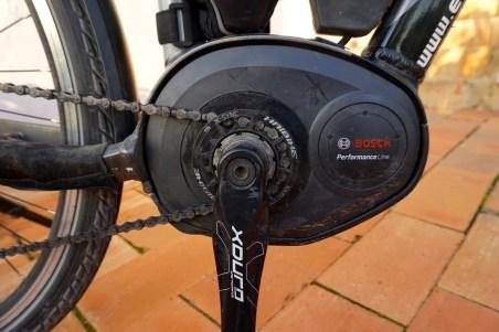 Haibike Bosch Motor