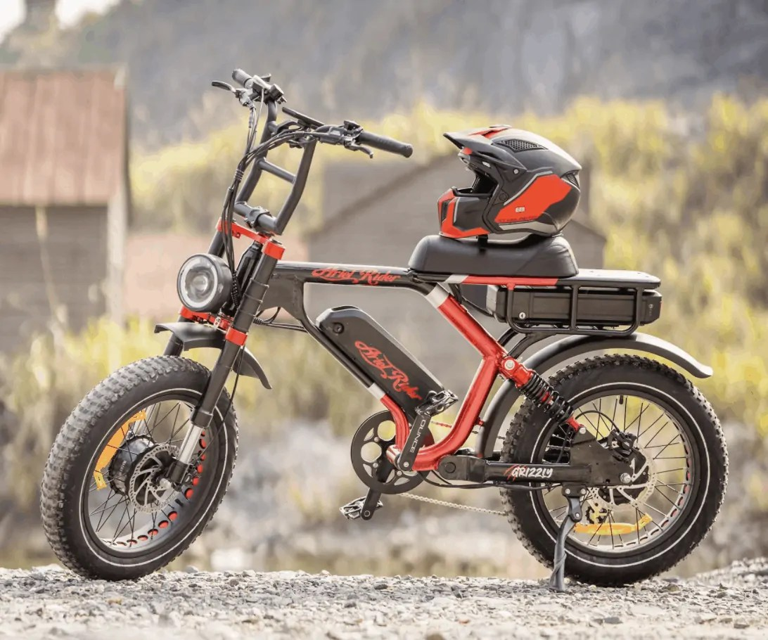 Ariel Rider Grizzly Offroad