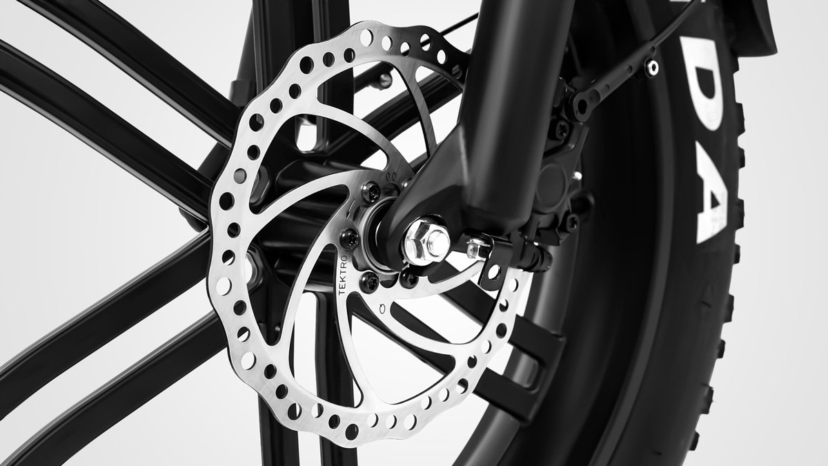 Himiway Escape Hydraulic Disc Brakes