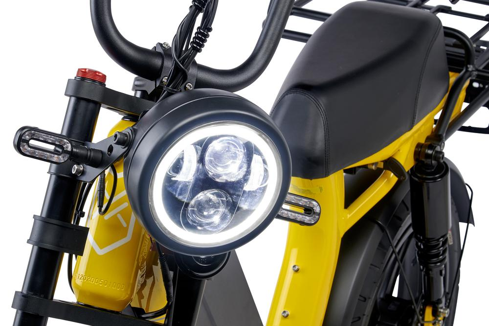 HyperScorpion Express Headlight