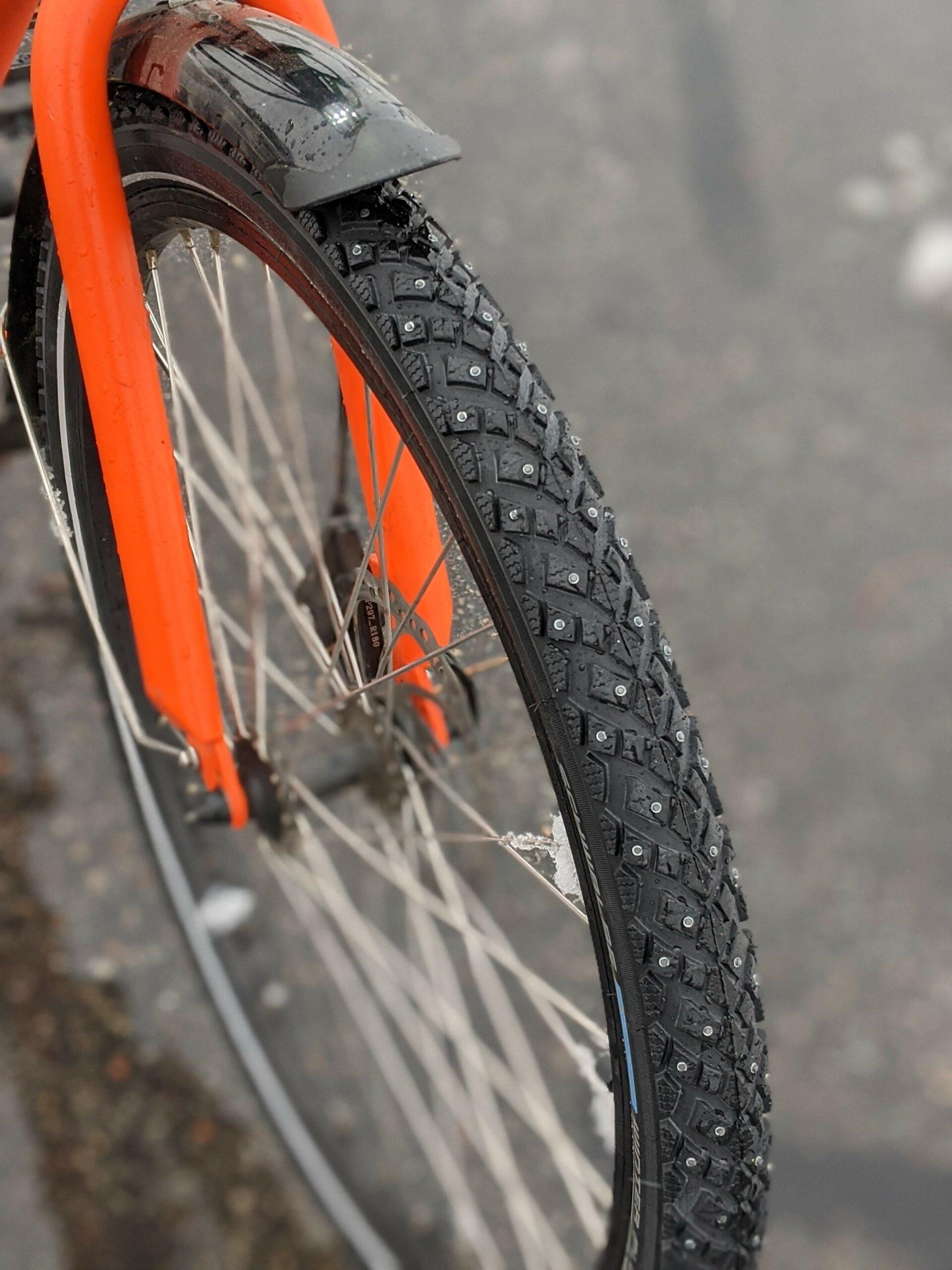 Studded Tires Ebike