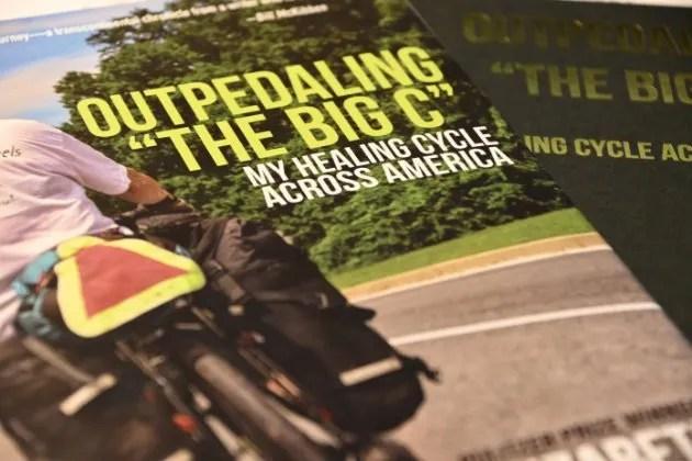 Outpedaling the Big C - My Healing Across America - Elizabeth McGowan E-bike Lovers