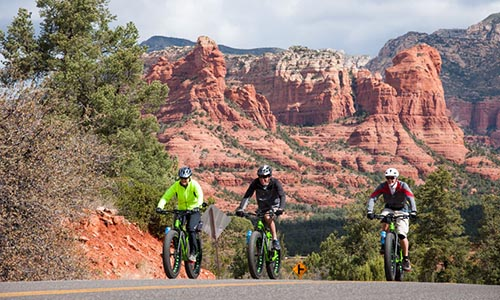 Electric Bike Tour of Sedona