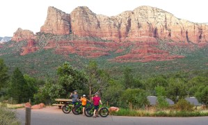 See Sedona in a Unique Easy Bike Tour Way