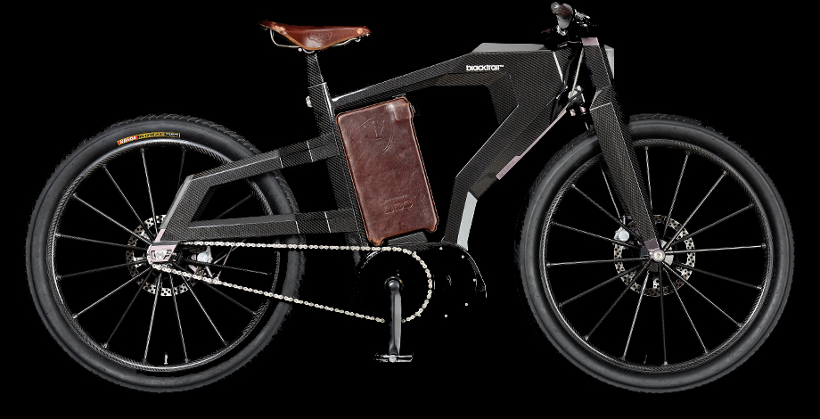 BlackTrail fastest electric bike