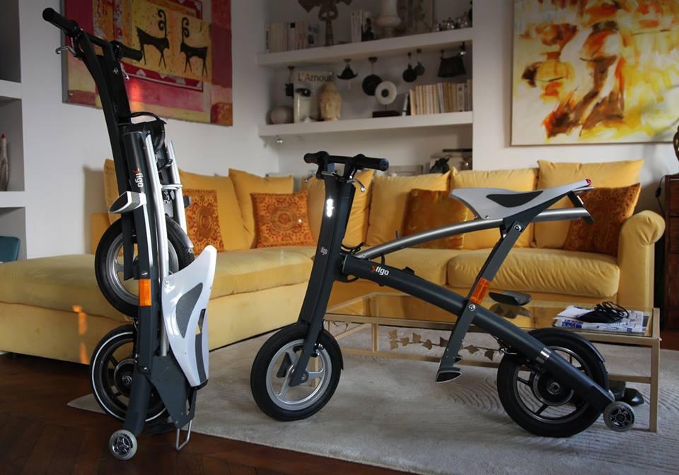 Stigo Folding E-Bike
