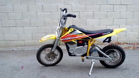 Razor MX650