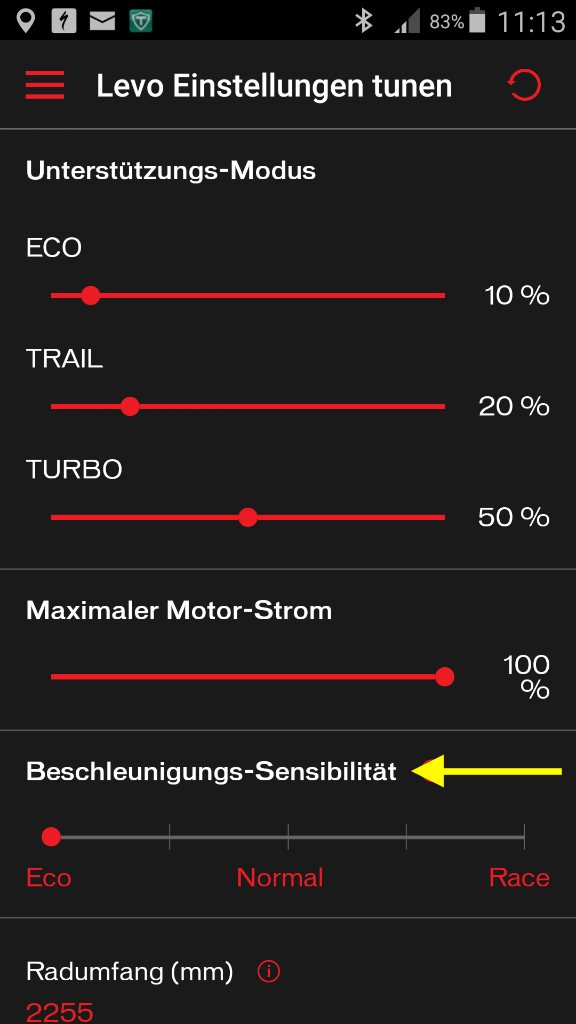 bs-bluetooth-screen
