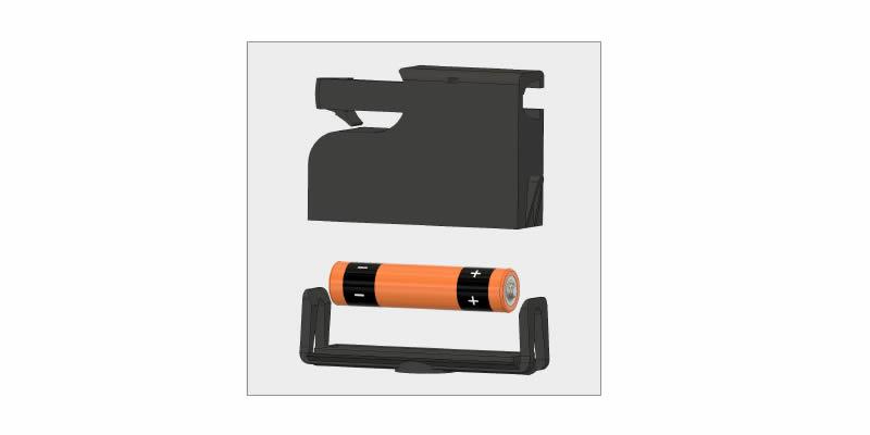 Entfernen der Badass Box und der Batterie