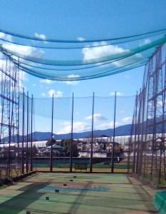 打ちっぱなし富士山
