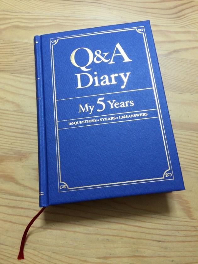 Q&Aダイアリー