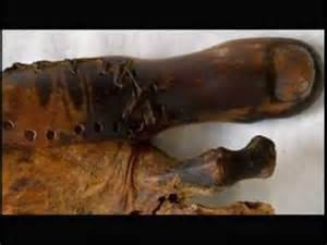 Ancient Egyptian prosthesis
